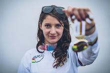 Interview: Manon Carpenter - 2014 DH World Champion