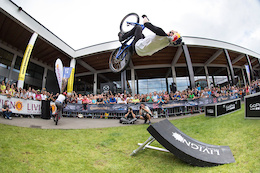 Danny MacAskill's Drop and Roll Tour Coming to the BIKE Festival Riva