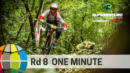 EWS Video: The Championship is Decided - EWS Round 8 Finale Ligure in One Minute