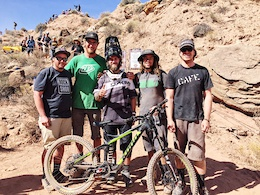 Qualifying Results - Red Bull Rampage 2015