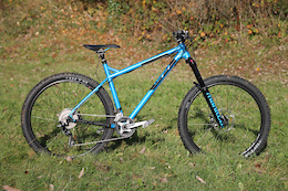 Ragley Blue Pig Hardtail - Review