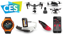 Drones and Wearables - The Tech You Need To Know About From CES 2016