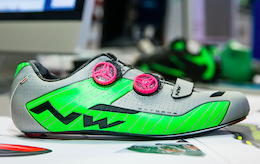 Inside Northwave Shoes