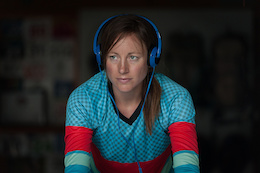 Fuji Bikes Signs Meggie Bichard