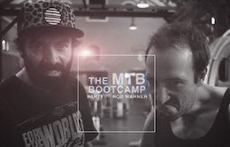 MTB Bootcamp With Rob and Claudio Part One - Video
