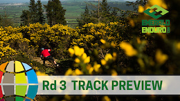 The Calm Before the Crowds: EWS Rd 3 Track Preview -Video