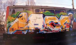 Aroe and Morvélo Limited Edition Graffiti Jerseys