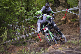 iXS European Downhill Cup: Round Two, Germany, Track Preview - Video