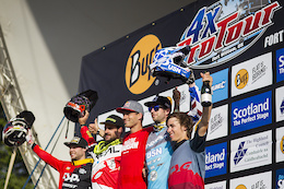 4X ProTour Round Two: Fort William - Final Results