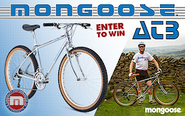 Mongoose's 1985 All-Terrain Bike: Contest and Video