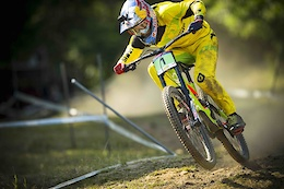 Hurly Burly - The DH World Cup Yearbook