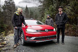 Cam McCaul's Squamish VW Adventure - Documentary