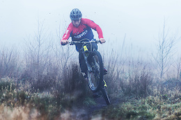 A Muddy Good British Trail Ride - Video