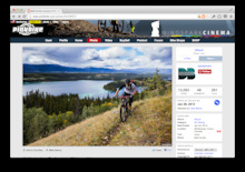Pinkbike photo pages get an update