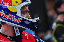 Video: Aaron Gwin Interviewed About Fort William and Val di Sole