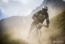 Enduro World Series Round Six: Val D'Isere - Saturday Racing