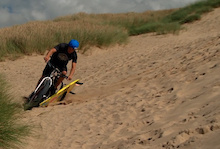 Video: Fat Bikes and Surf Boards