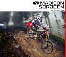 Madison Saracen 2013 - UCI World Cup FIVE: Hafjell