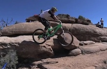 Video: Big Mountain Enduro Series Finals - Moab, Utah