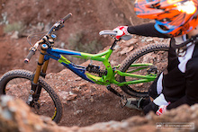 Video: Red Bull Rampage - Canyon Gap Testing