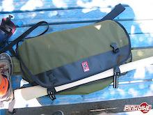 First Look - Chrome Metropolis Messenger Bag