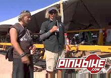 Cannondale tech Interbike 2006 Video