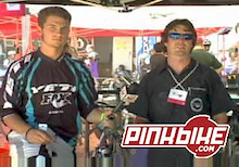 Fox Racing Shox Interbike 2006 Video