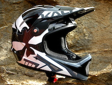 Kali Avatar II Carbon Helmet - Reviewed
