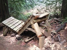 Vedder Mountain Vandalism (Chilliwack, BC)