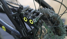 Magura's Four Piston Brake - Sea Otter 2014