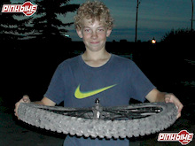 And the Next Maxxis Contest Winner is...