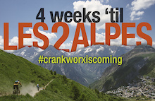 Crankworx Brings Next-Level Action to Les 2 Alpes For a 3rd Year