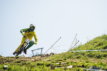 Practice - Leogang DH World Cup 4