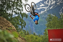 Watch Crankworx L2A Live on Pinkbike This Week
