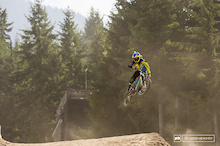 Video: Canadian Open DH - Crankworx 2014