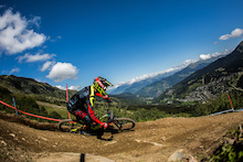 Video: The French Revolution - Méribel DH Qualifying