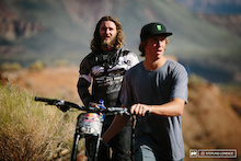 Red Bull Rampage 2014: Aggasiz's 2nd Qualifier Run