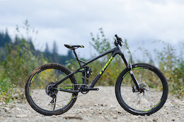 Trek Slash 9.8 - Review