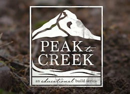 Video: Peak to Creek - Episode One