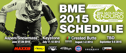 Big Mountain Enduro Announces 2015 Schedule