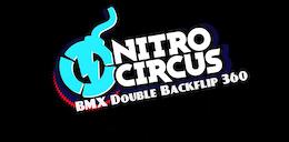 Video: BMX Double Backflip 360 - Nitro Circus