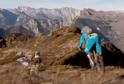 Video: Gold Mining In Switzerland With Ludo May - Trail Ninja
