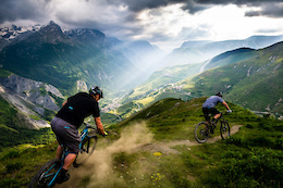 Downtime in The Alps With Richie Rude and Jared Graves