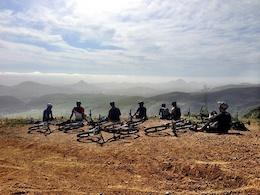 Mountainbike Sportsmanship
