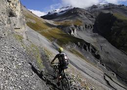 Switzerland Mountain Biking: Part Five - Crans Montana