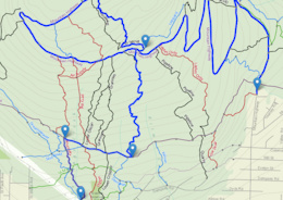 Trailforks Trail Routing