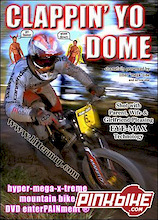 CLAPPIN' YO DOME, EXTREME ALL TERRAIN BICYCLE DVD