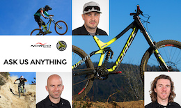 Now Over: Norco Ask Us Anything - DH Geometry and Suspension Kinematics