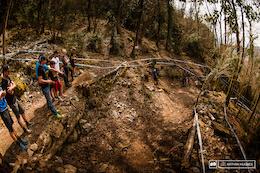 Welcome, Pilgrims: Lourdes World Cup Trackwalk