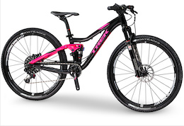 Trek Fuel EX Jr. Dream Bike Contest - Winner Announced